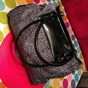 Authentic Kate Spade XL nylon bag.